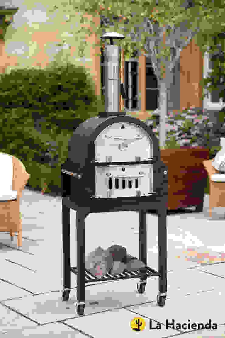San Carlos wood fired oven La Hacienda GartenFeuerplätze und Grill