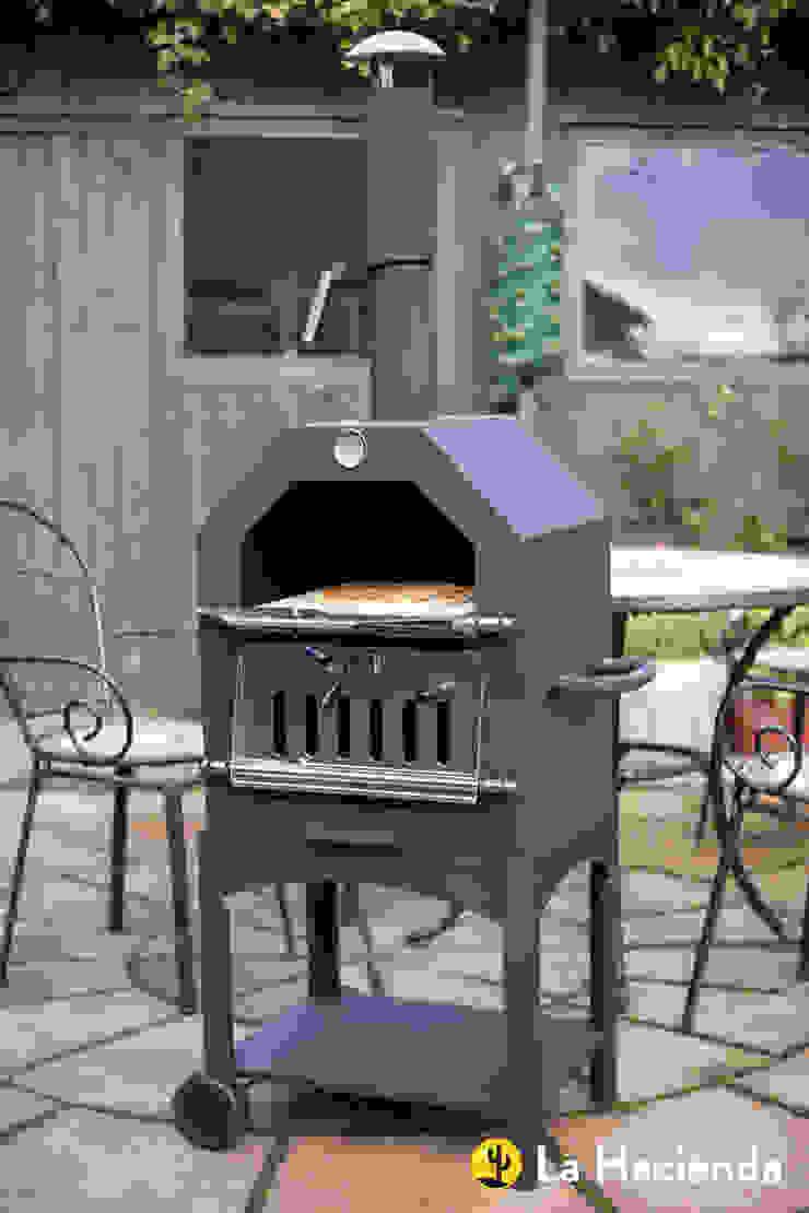 Lorenzo wood fired oven par La Hacienda Classique