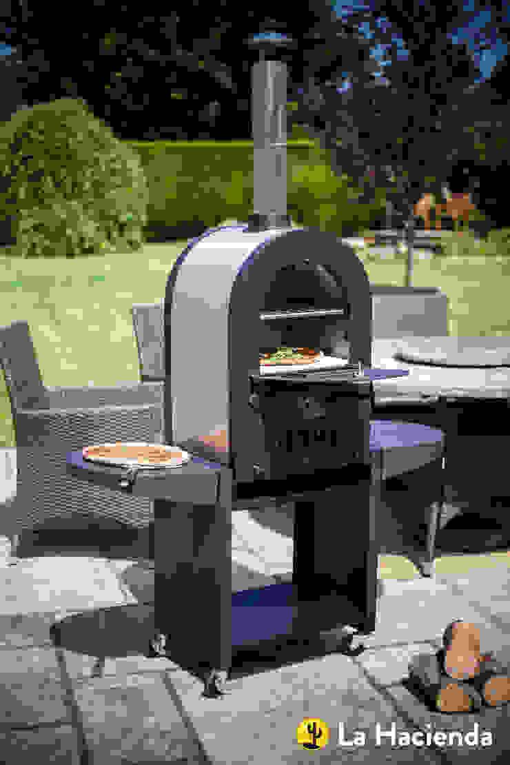 Romana wood fired oven par La Hacienda Classique