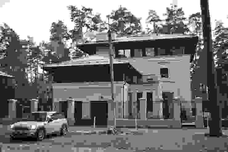 Дом в Горках Дома в классическом стиле от Lighthouse Projects Классический