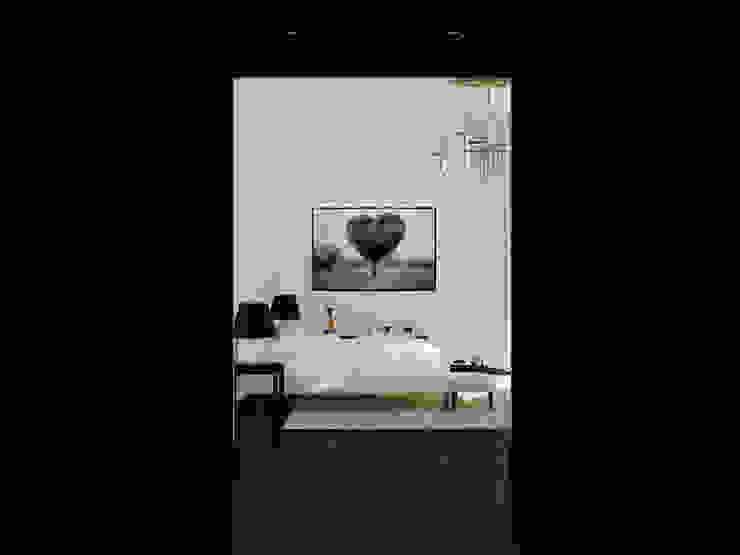 Дом в Москве, 600 кв.м Спальня в классическом стиле от Валерия Лазарева - архитектор, дизайнер интерьера Классический