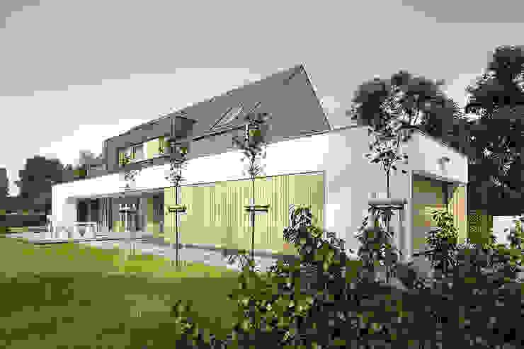 Dom Nowoczesne domy od Konrad Idaszewski Architekt Nowoczesny