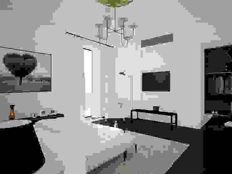 Classic style bedroom by Валерия Лазарева - архитектор, дизайнер интерьера Classic
