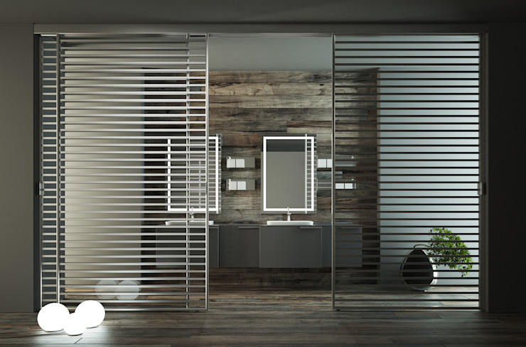 Modern windows & doors by Staino&Staino Modern
