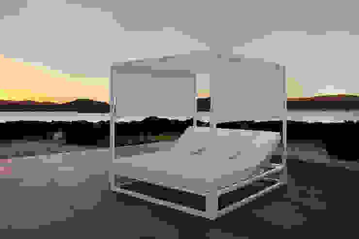 Cama Concept de SYD Muebles de Jardin Mediterráneo