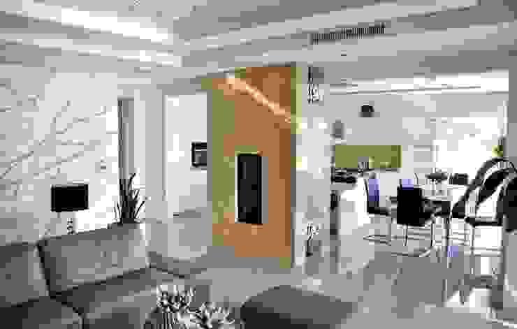 Modern dining room by Abakon sp. z o.o. spółka komandytowa Modern