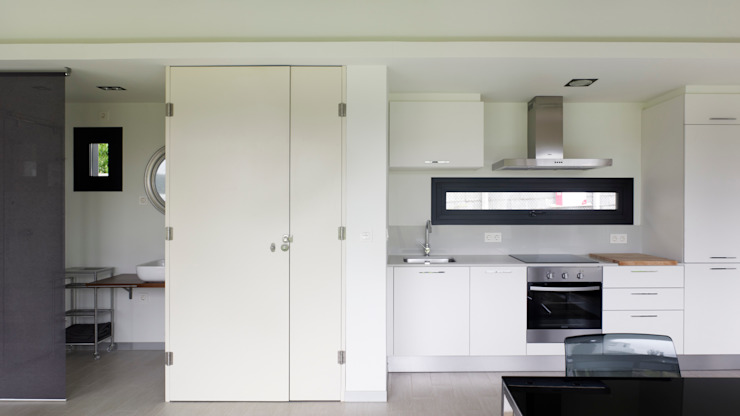 Nan Arquitectos Kitchen