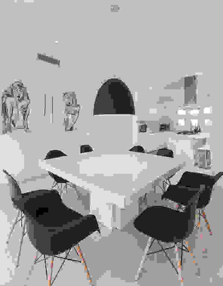 Grupo Arsciniest Minimalist dining room