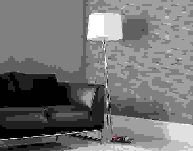 Paredes y pisos modernos de Disbar Papeles Pintados Moderno