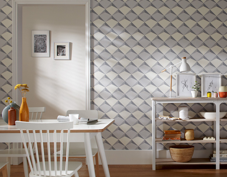 Modern Walls and Floors by Disbar Papeles Pintados Modern