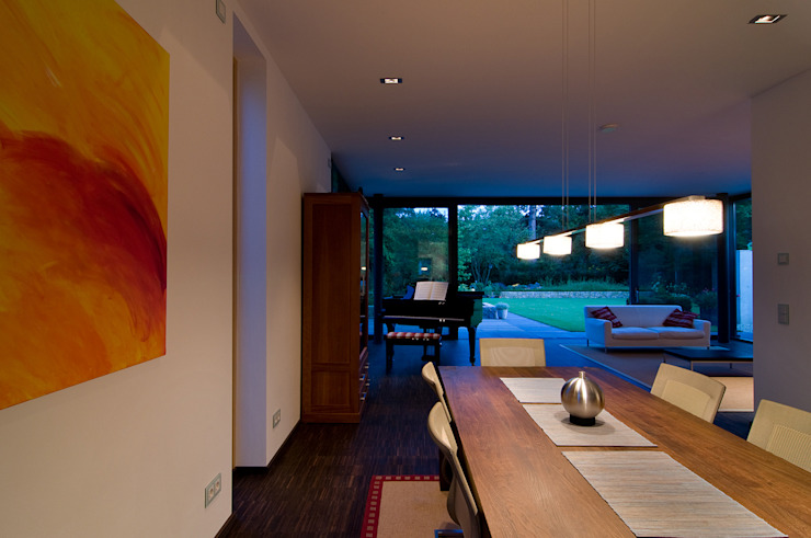 Modern dining room by wirges-klein architekten Modern
