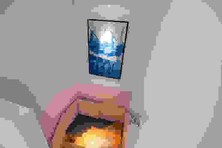 Modern interieur Amsterdam oud-zuid: modern  door Het Ontwerphuis, Modern