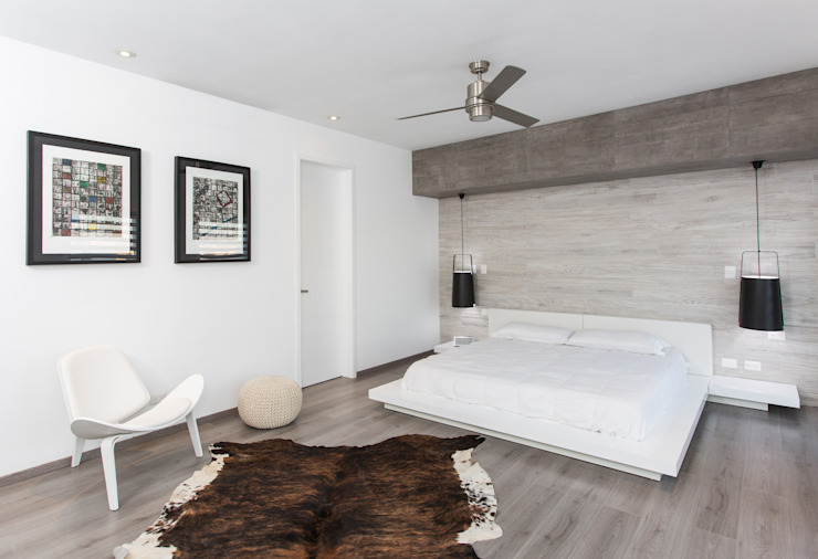 Grupo Arsciniest Minimalist bedroom