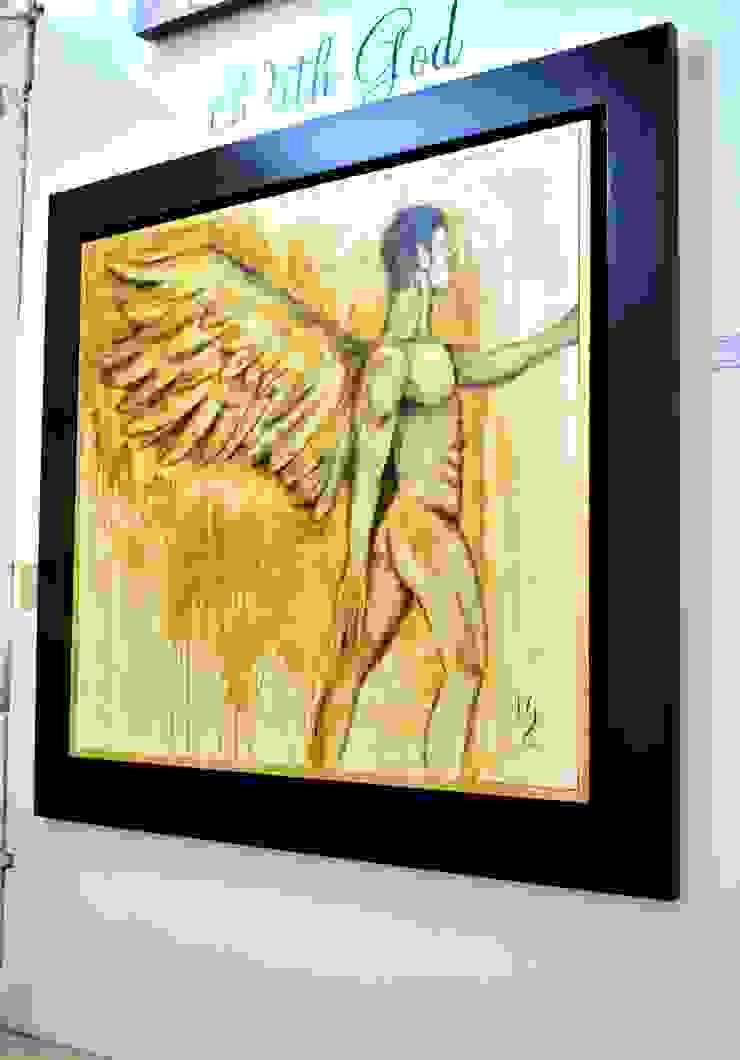 Obras de Ángeles de Galeria Ivan Guaderrama Clásico