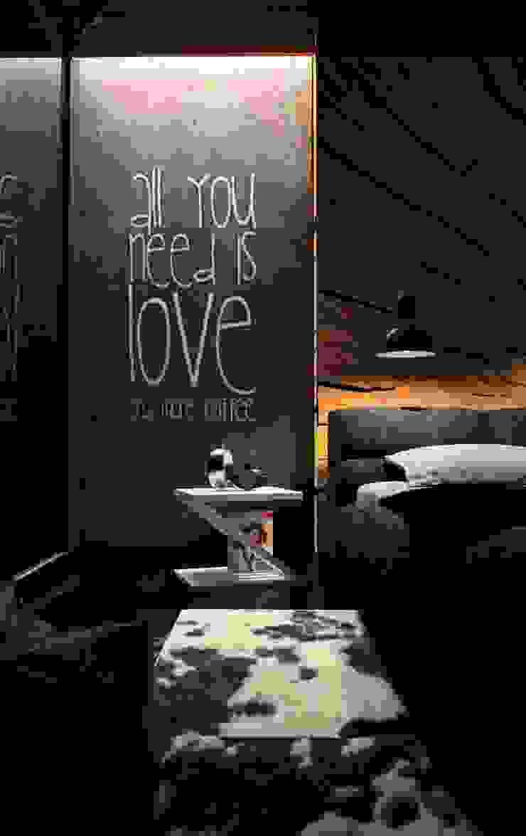 Modern style bedroom by OES architekci Modern