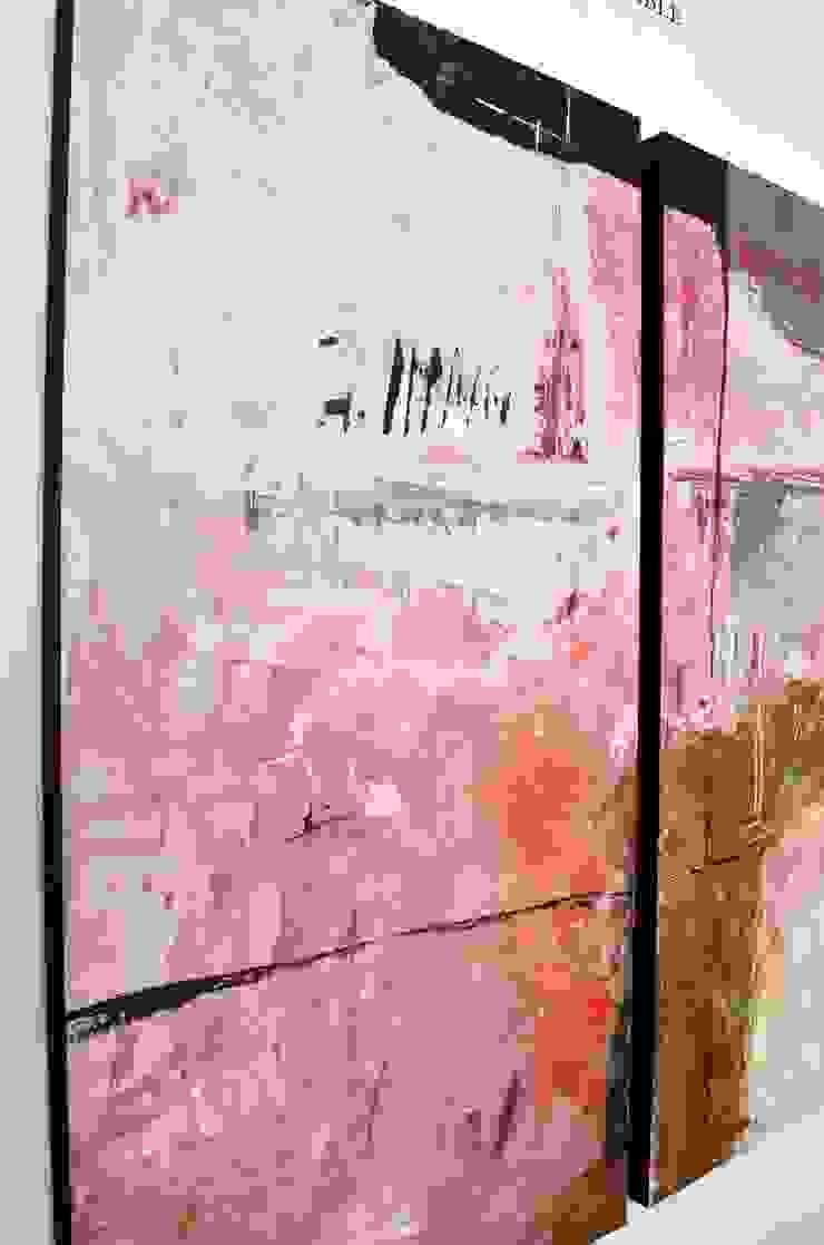 Obras Abstractas:  de estilo industrial por Galeria Ivan Guaderrama, Industrial