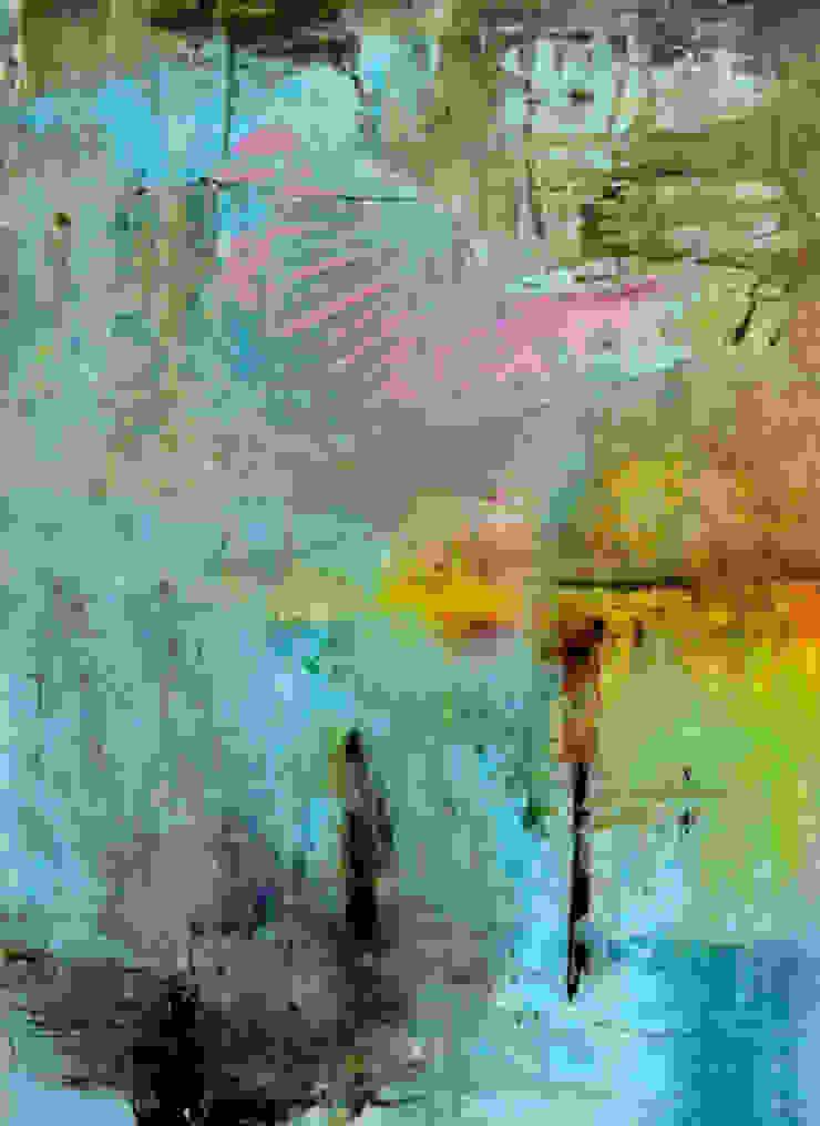Obras Abstractas de Galeria Ivan Guaderrama Minimalista