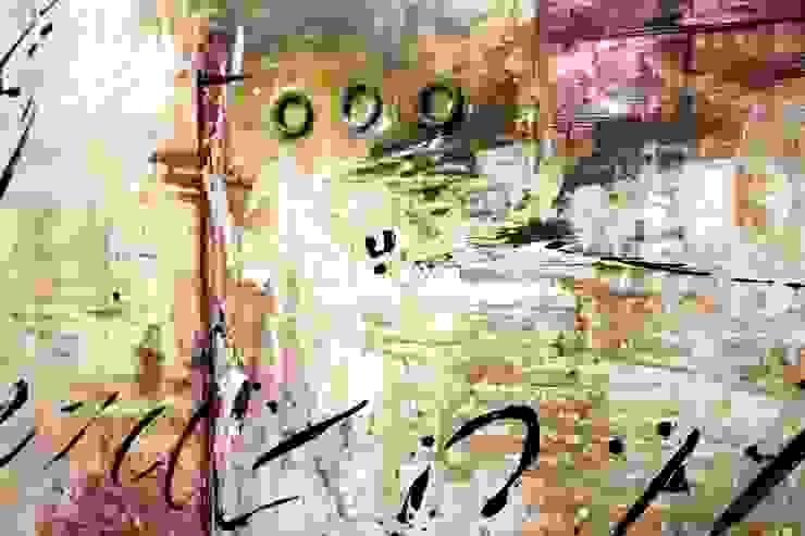 Obras Abstractas de Galeria Ivan Guaderrama Rústico