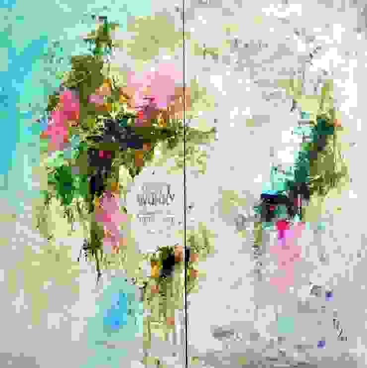 Obras Abstractas de Galeria Ivan Guaderrama Clásico