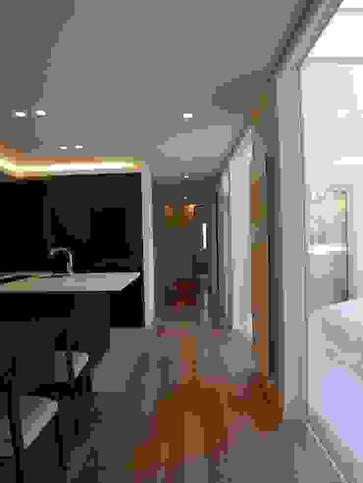 Modern dining room by 株式会社スター・ウェッジ Modern