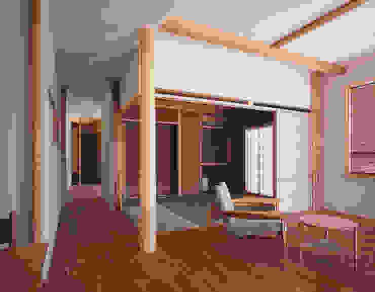 リビング1 北欧デザインの リビング の 矩須雅建築研究所 北欧