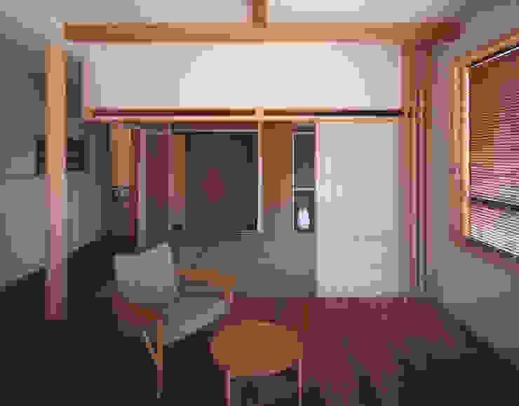 リビング3 北欧デザインの リビング の 矩須雅建築研究所 北欧