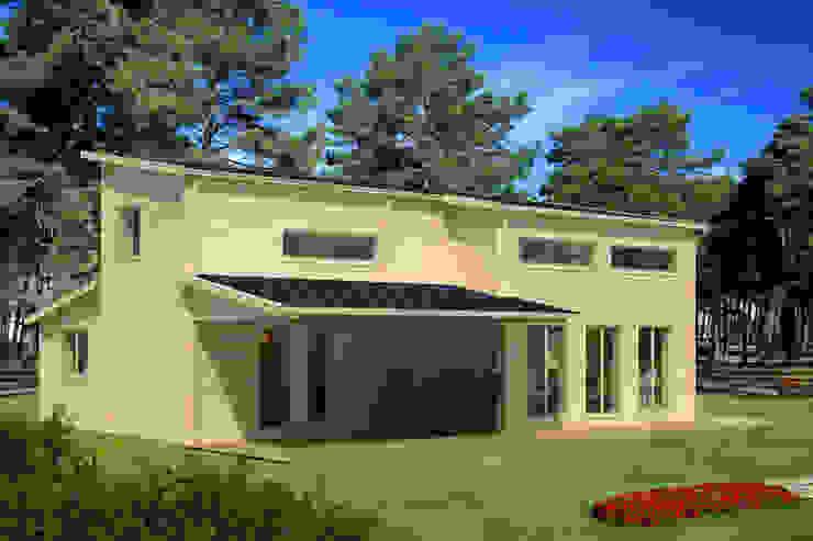 Casas modernas de Gartenhaus2000 GmbH Moderno