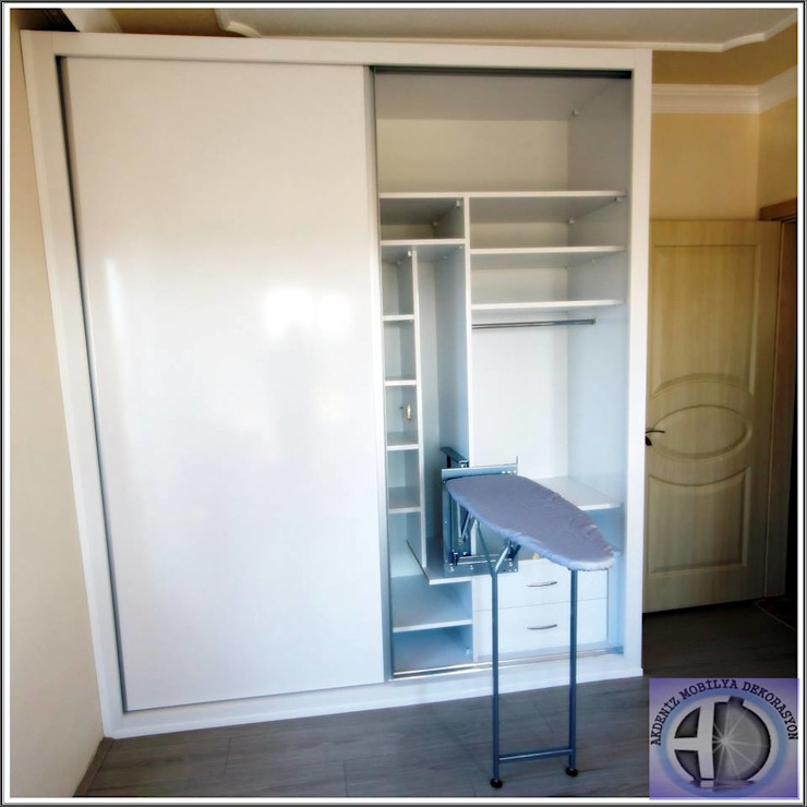 Akdeniz Dekorasyon BedroomWardrobes & closets