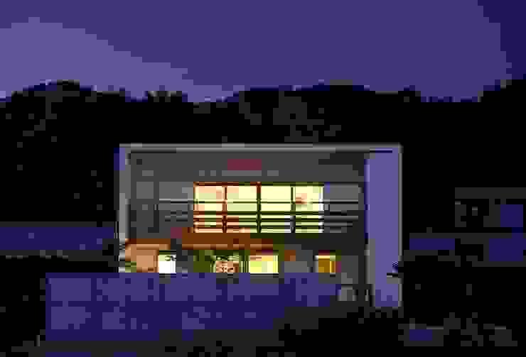 祐成大秀建築設計事務所 Casas de estilo moderno