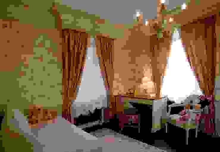 Жилой дом Детская комнатa в классическом стиле от Студия дизайна Сергея Кривошеева Классический