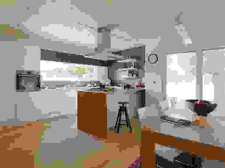 Cocinas de estilo  por DomusGaia, Moderno