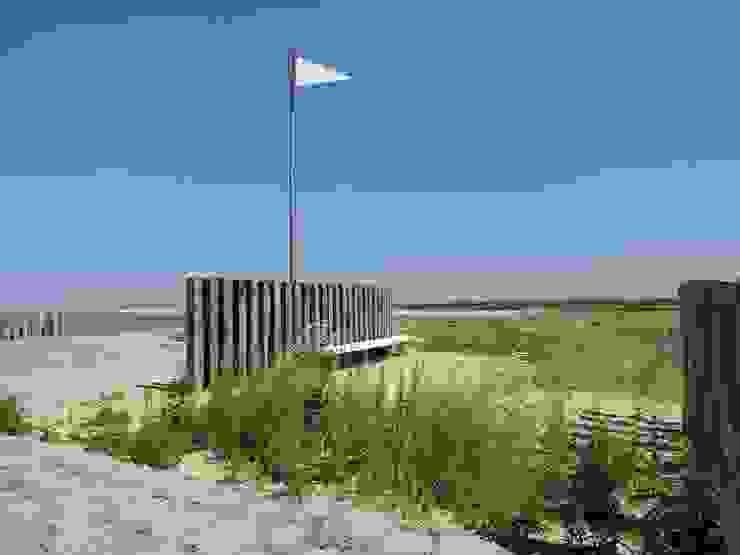 Hotspot Mondain - Stijlvol Moderne evenementenlocaties van Buro Ruimte & Groen Modern