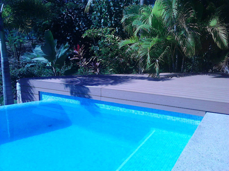 Grupo Boes Tropical style pool