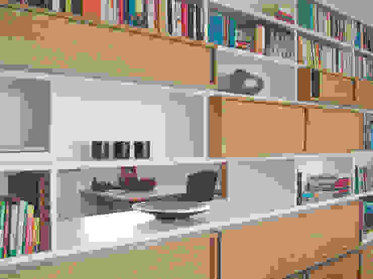 Raumteiler Grau Design WohnzimmerRegale