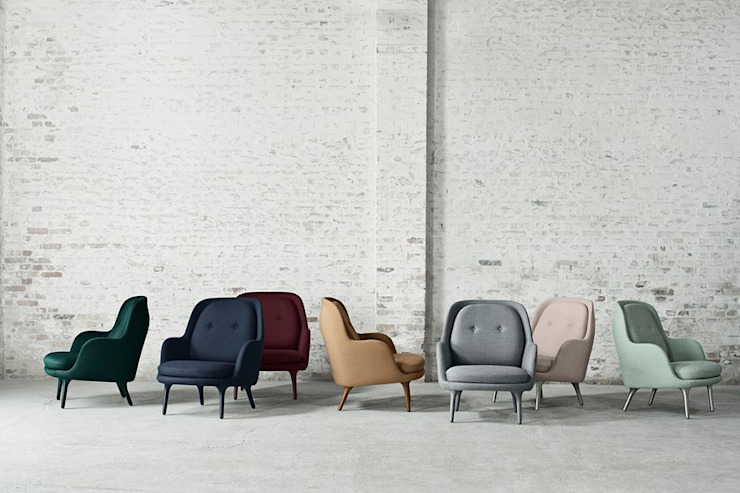 Fotel Fri™ od Mootic Design Store Nowoczesny