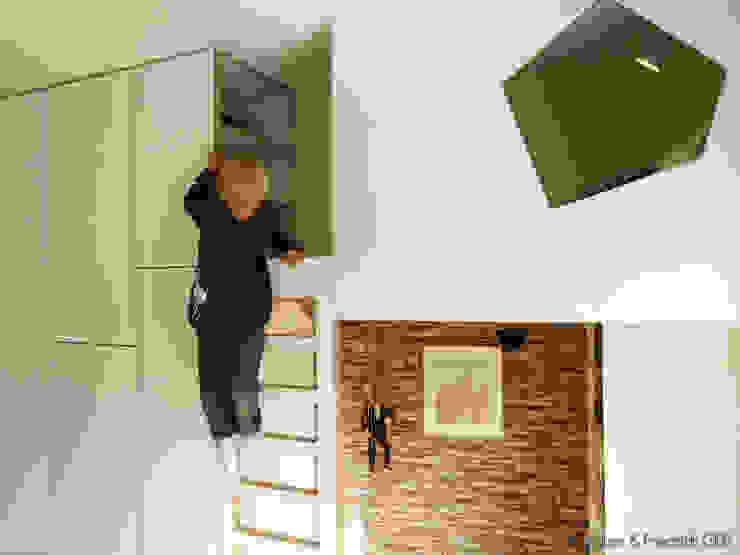 Hoch hinaus mit dem Ausguck! Moderne Kinderzimmer von Holzer & Friedrich GbR Modern