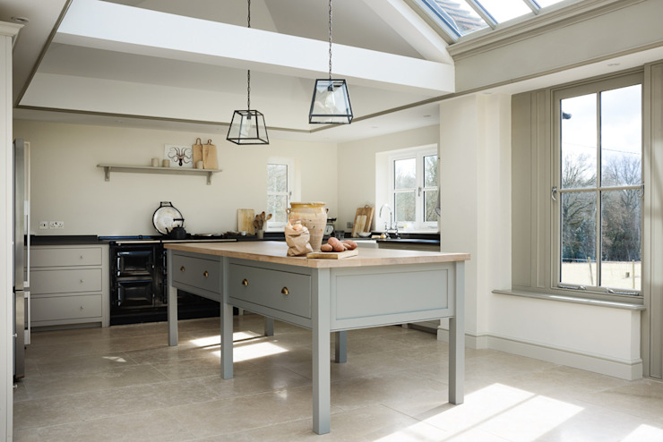 The West Sussex Kitchen by deVOL by deVOL Kitchens Country