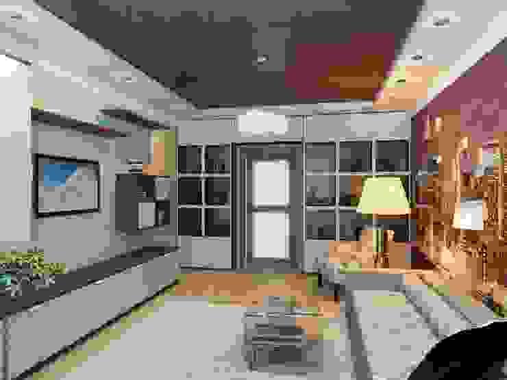 Modern living room by Студия дизайна Elena-art Modern