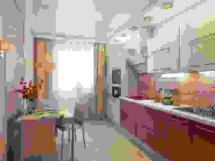 Modern kitchen by Студия дизайна Elena-art Modern