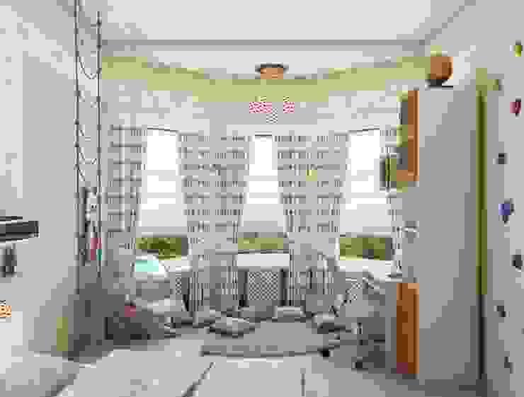 Classic style nursery/kids room by Студия дизайна Elena-art Classic