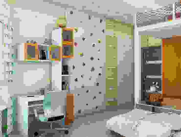 Загородный дом. Детская комнатa в классическом стиле от Студия дизайна Elena-art Классический