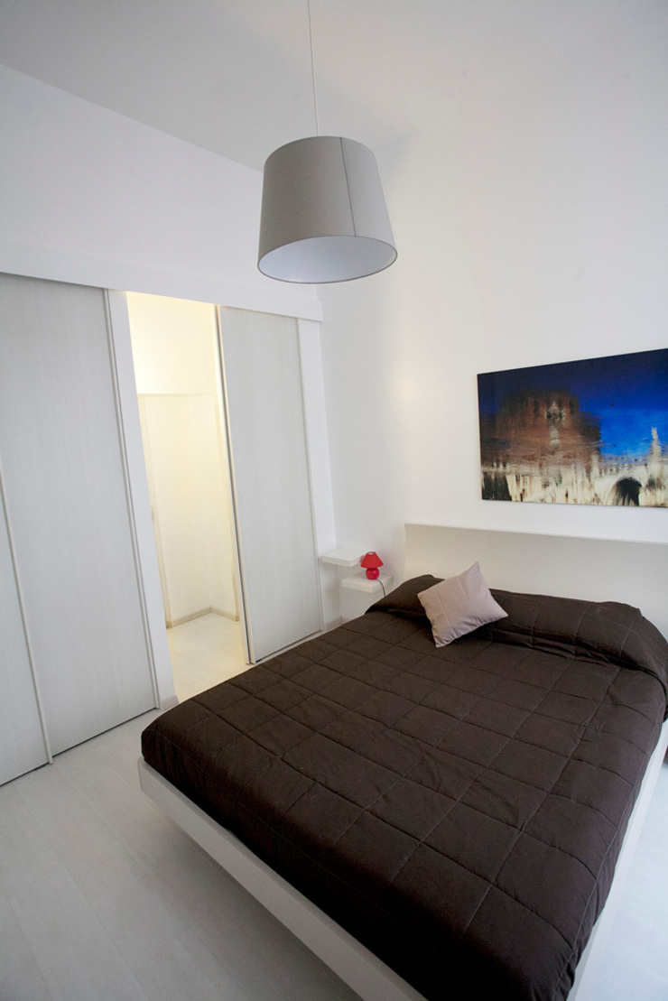 Dormitorios de estilo minimalista de Pamela Tranquilli Interior Designer Minimalista