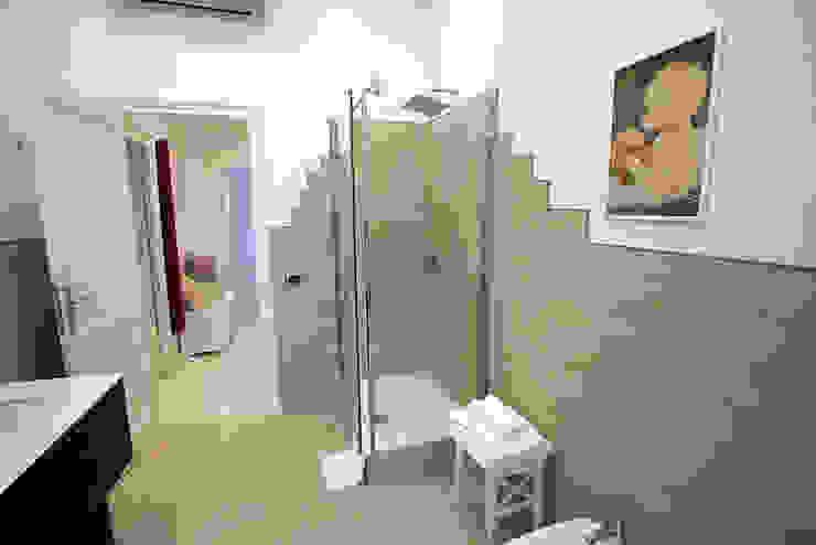 Paredes y pisos de estilo ecléctico de Pamela Tranquilli Interior Designer Ecléctico