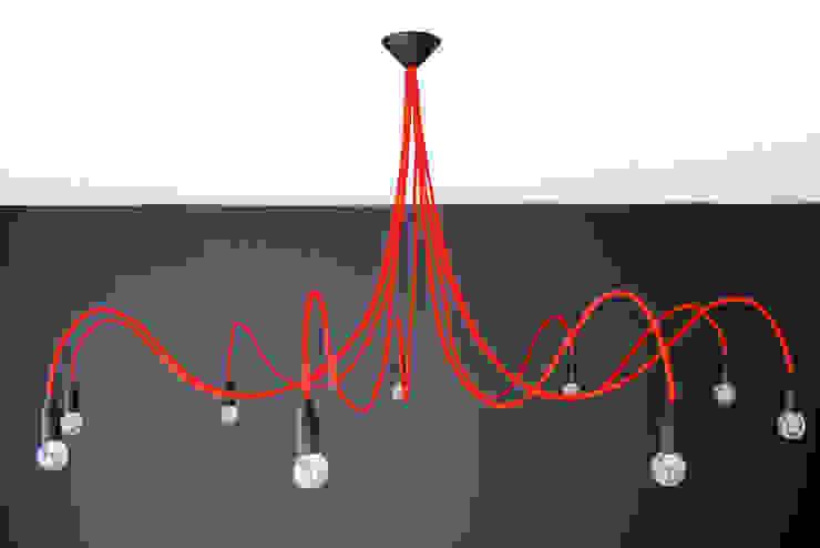 Lampa Medusa od CablePower Minimalistyczny
