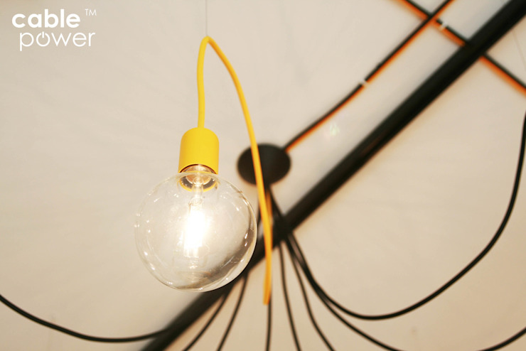 Lampa Medusa w sklepie Muppetshop od CablePower Industrialny