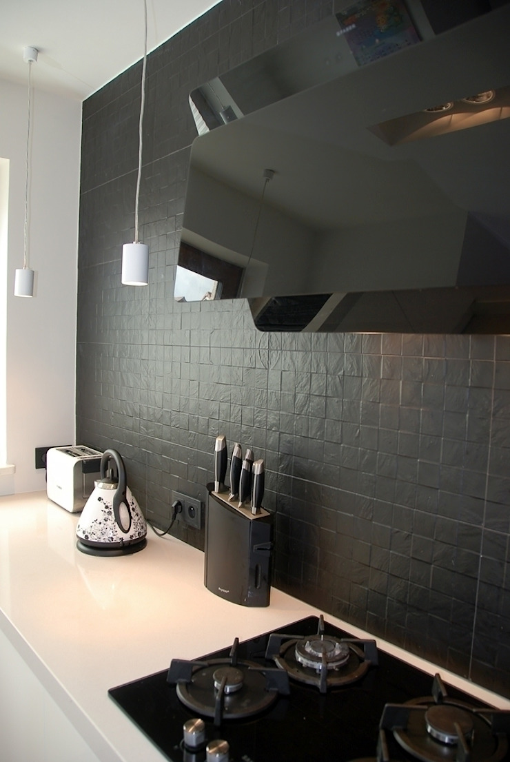 YNOX Architektura Wnętrz Moderne Küchen