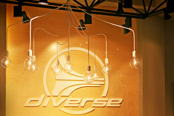 Lampa Medusa w sklepie Diverse od CablePower Industrialny