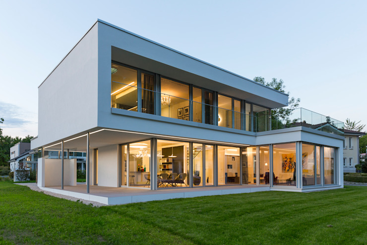 Single family home by ARKITURA GmbH,