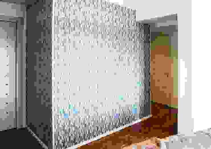 II 2015 Ingresso, Corridoio & Scale in stile moderno di Antonio Buonocore Moderno