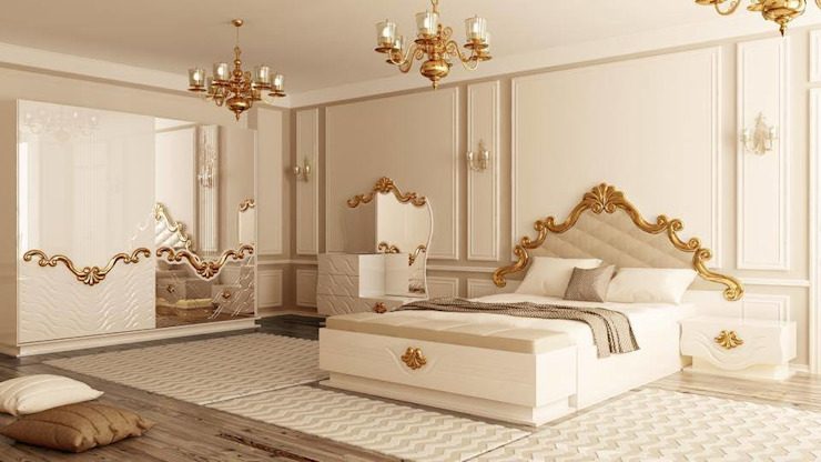CESE HOME CONCEPT – Yatak Odası:  tarz Yatak Odası,